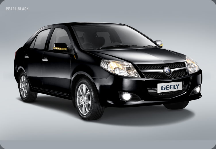 Geely MK Hatch